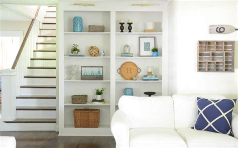 how to decorate bookcases built ins building built ins in our den beneath my
