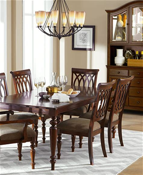 Macys Dining Room Crestwood Dining Room Furniture Collection Furniture Macy S