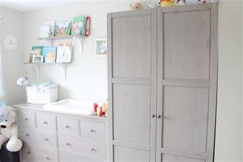 baby wardrobes ikea house tour ethans bedroom nursery paperblog