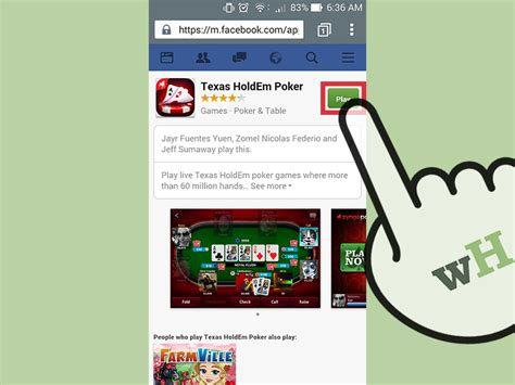 do you play in games on facebook android or iphone or как играть в игры facebook на android