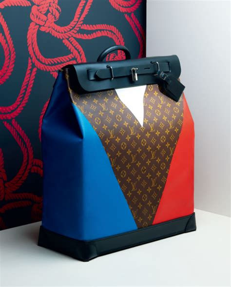 Lv Merica louis vuitton monogram macassar regatta steamer is the most expensive bag of america s cup