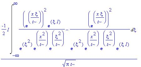 exp infinity value cauchy problems for heat equations updated to maple 7