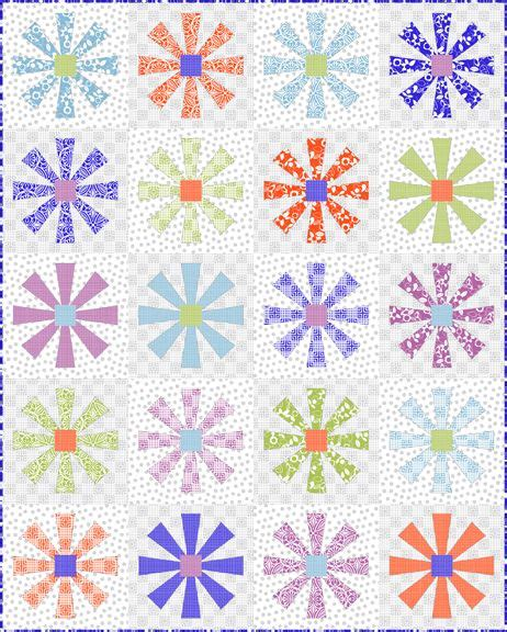 flower pattern mixer 17 best images about quilts dresden plates on pinterest