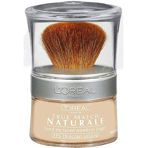 Loreal Bare Naturale Mascara Expert Review by L Oreal Bare Naturale Powdered Mineral Foundation Reviews