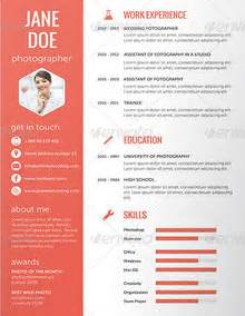 Cool Resume Template by Cv Templates Cool Http Webdesign14