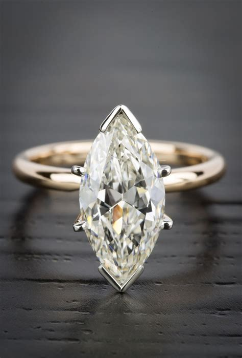 17 best ideas about marquise ring on silver