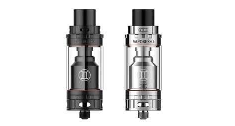 Gemini Rta Rebuildable Tank Atomizer Black Authentic Vaporesso vaporesso gemini rta rebuildable tank atomizer black authentic