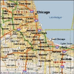 Chicago Highway Map by Chicago Motivational Speaker Doug Smart