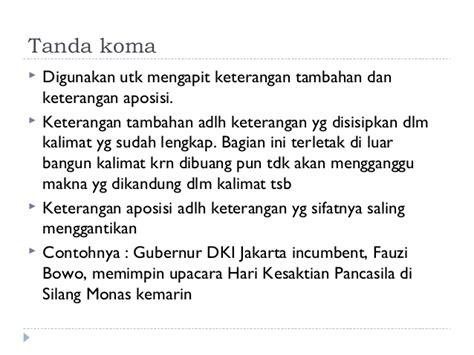 Pupuk Majemuk Kalimat 9 penulisan dengan ejaan bahasa indonesia yang disempurnakan