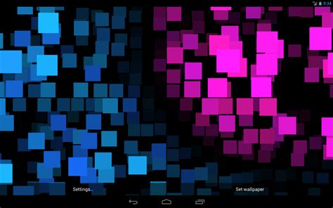 tiles parallax pro lwp android apps  google play