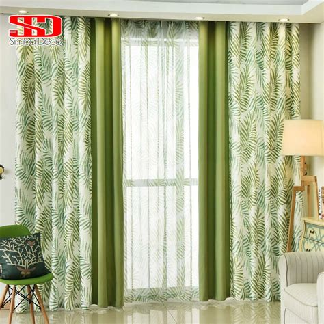 Lime Green Curtains » Home Design 2017