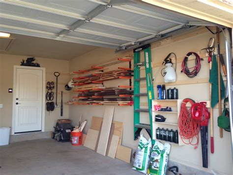 Cleat Garage by Cleat System By Lance Lumberjocks