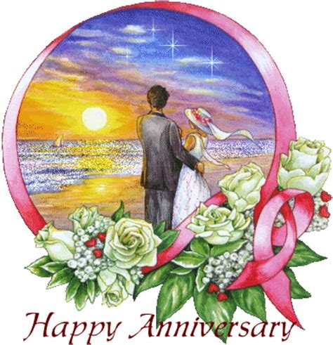 Wedding Anniversary Wishes Gif by Wedding Anniversary Gif Wishes 9to5animations