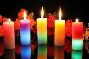 colorful candles beautiful candles are welcome in every apartment one decor