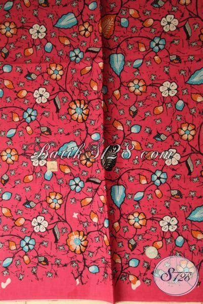 Kain Batik Pink kain batik pink klasik modern bahan pakaian trendy dan