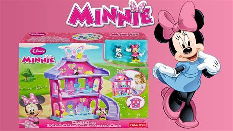 casa minnie casa minnie mouse y amigos minnie s house juguetes de