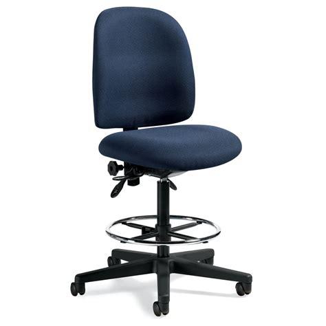 pallas tall drafting chair