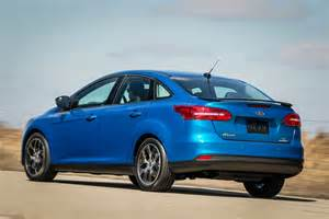 How Much Is A 2015 Ford Focus New Ford Saloon 2015 Ford Focus And What Makes It So