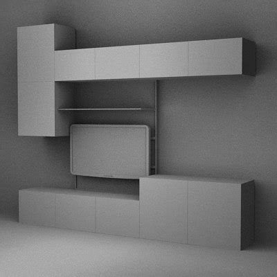 besta eiche 3d models ikea tags ikea besta furniture norrebo storage