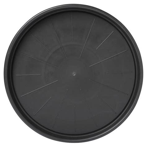 arte vasi arte vasi soucoupe pour jardini 232 re sur roues 13 7 po