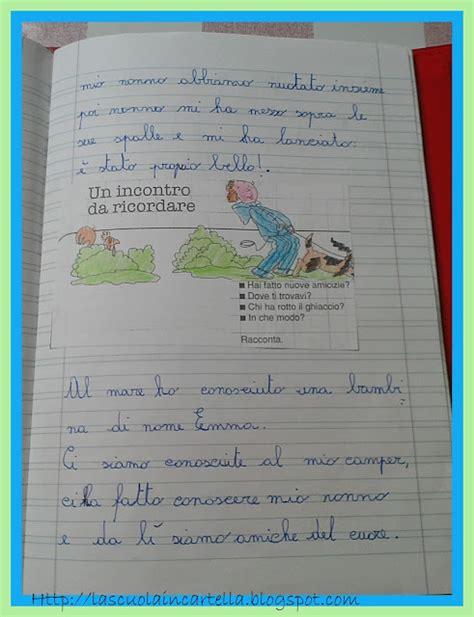 testo sulle vacanze di natale la scuola in cartella il racconta vacanze