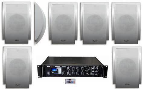 impianti bose per casa sistemi e kit per impianti di filodiffusione audio in