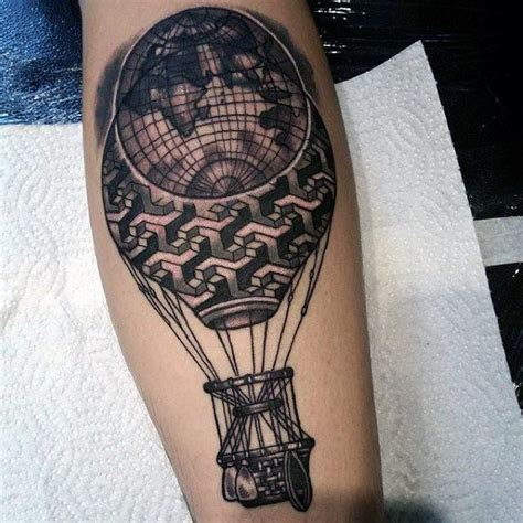 tattoos on calves for men globe calf design ideas for mountain tattoos