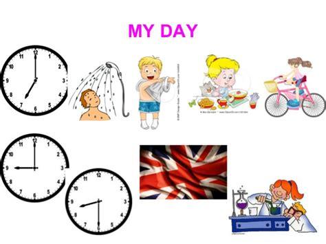 My Day by My Day My Week Presentation