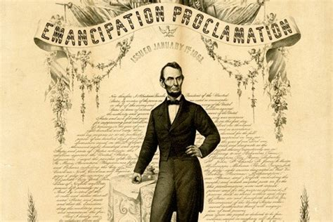 lincoln owned slaves emancipation proclamation a misnomer for rutherford