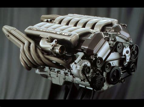Engine V12 by Ford V12 Aston Martin