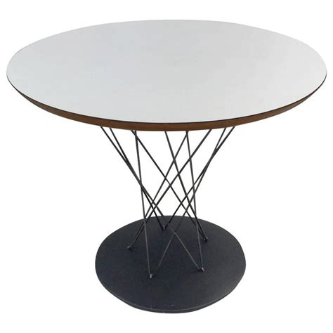 early production cyclone childs side table designed by