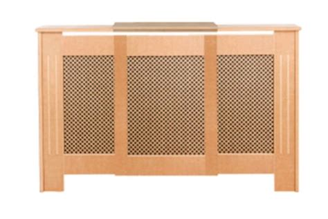contemporary modern large mdf adjustable radiator cover