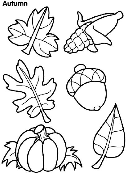 coloring pages leaves free printables autumn leaves coloring page crayola com