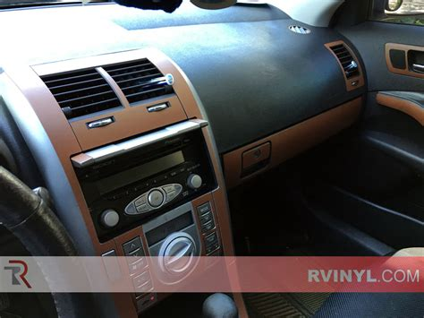 scion tc dashboard 2007 scion tc brown leather dash kit upgrade