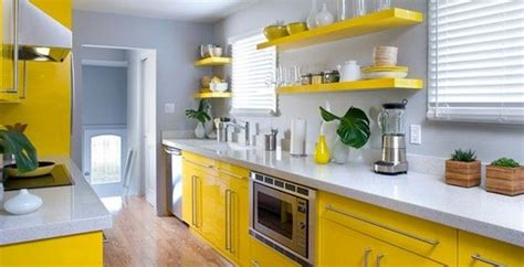 modern yellow and grey kitchen ideas decorating yellow grey kitchens ideas inspiration