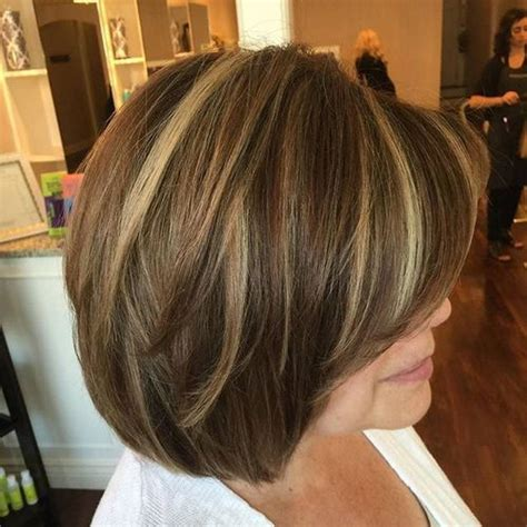 conservative layered womenshairstyles 30 popular medium length haircuts with bangs hairstyles