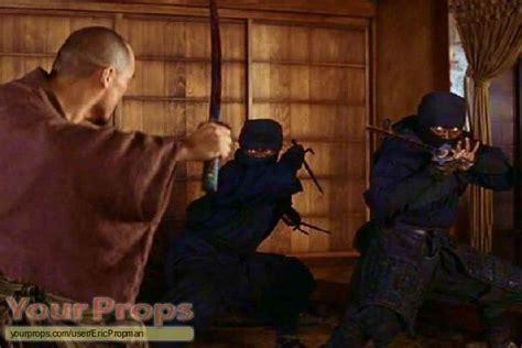 film ninja samurai the last samurai ninja sais original movie prop