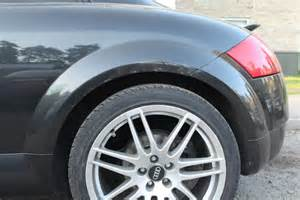 Do Audis Rust The Audi Tt Forum View Topic Rust Around Arches