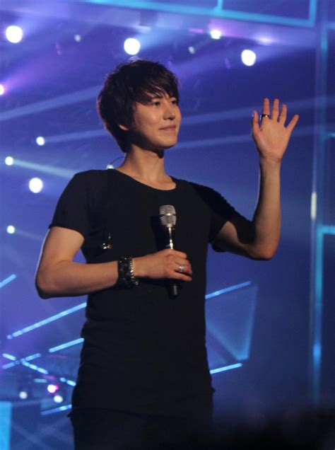 singers and swing music choice cho kyuhyun wikipedia