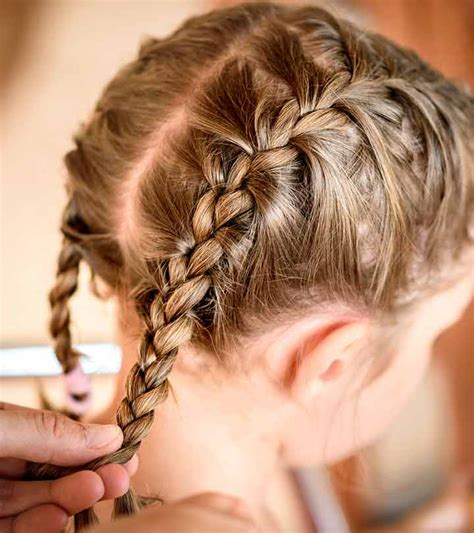 kids plaits kids plaits kids plaits easy hair style for little girls