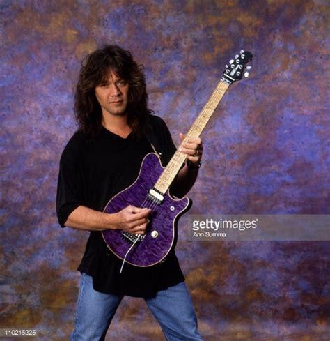 eddie van halen guitarist guitarist eddie van halen of the rock and roll band van