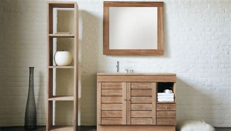Wood Bathroom Furniture Per Your Home With These Amazing Wooden Bathroom Cabinets