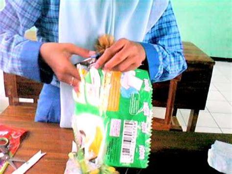 Baju Daur Ulang Dari Bungkus Kopi kreasi barang bekas membuat dompet dari bungkus molto doovi
