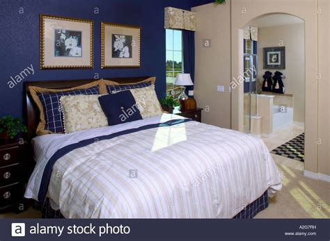 Middle Class Bedroom Designs Middle Class Home Interior Master Bedroom Denver Colorado Stock Photo Royalty Free Image
