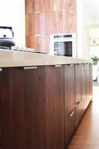 25 best ideas about walnut kitchen cabinets on