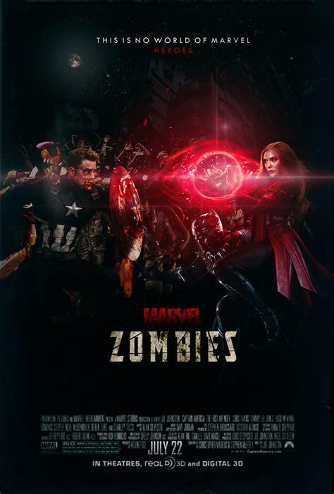 marvel zombi film marvel zombies movie poster by numanumaism on deviantart