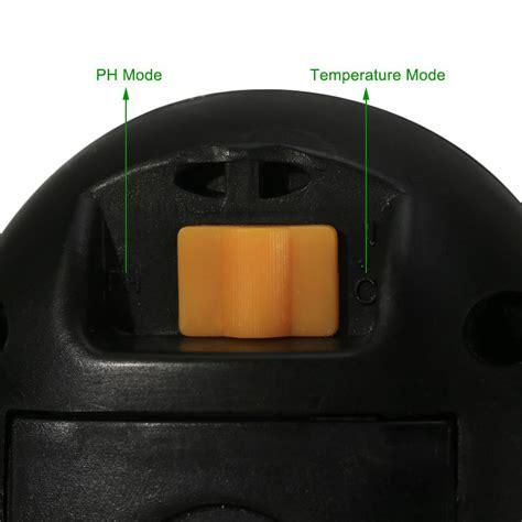 Feuchtigkeit Im Auto Elektronik by Digital Bodenmessger 228 T Ph Meter Temperatur Feuchtigkeit