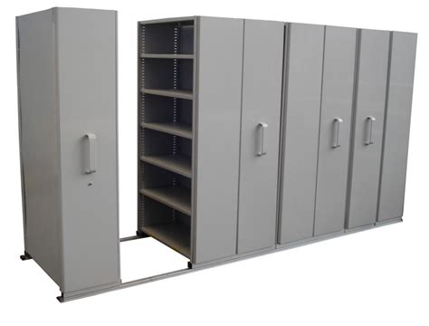 mobile shelving units mobile shelving systems used compactor shelving units