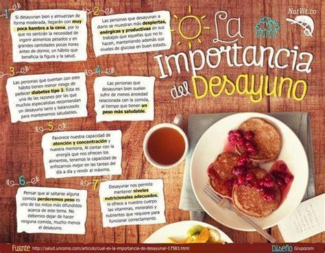 la importancia del desayuno y todos sus beneficios global nutricion