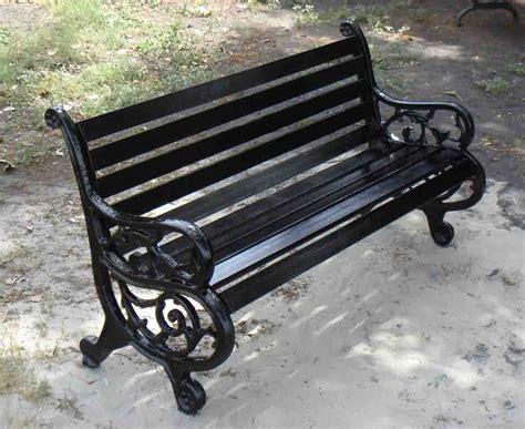 Cast Wrought Iron Garden Bench ? Jbeedesigns Outdoor